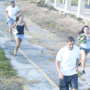PBSO: 5 people of interest captured on camera running from abandoned church fire
