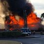 Fire destroys member's clubhouse at Brunswick Plantation and Golf Resort