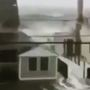 Videos show storm surge reaching rooftops in Key West