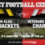 Watch Live: Edcouch Elsa Yellowjackets at Brownsville Veterans Chargers
