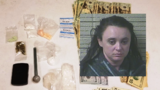 Officers arrest woman in Lawrenceburg with meth, cocaine, marijuana, pills
