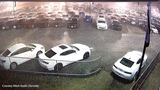 WATCH | Hail storm deals significant damage to Mitch Smith Chevrolet in Cullman County