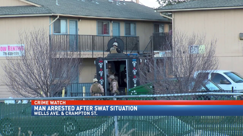 Backpage Reno Nv >> 1 Suspect In Custody Following Standoff Near Wells Ave