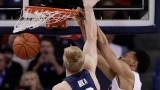 Perfect no more: No. 1 Gonzaga upset by BYU 79-71 for Bulldogs' first loss
