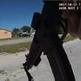 Video shows intense gun battle with Florida murder suspect