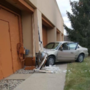 Vehicle crashes into Gap Factory Store at Birch Run Premium Outlets