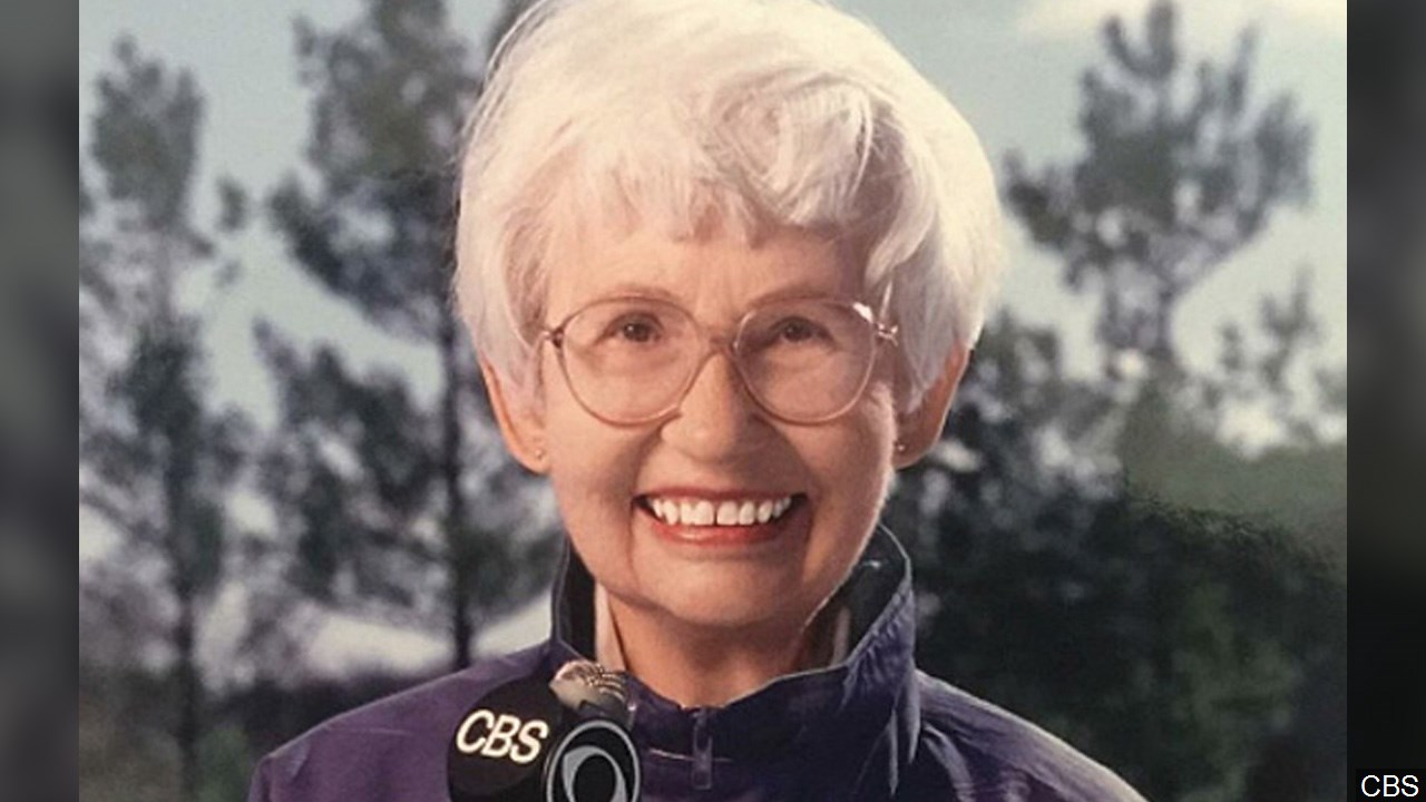 David Letterman's mother, Dorothy Mengering, died Apr. 11, 2017. She was 95. (CBS/MGN Online)<p></p>