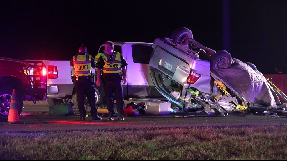 Four killed in wrong-way I-35 crash in Kyle were Mexican