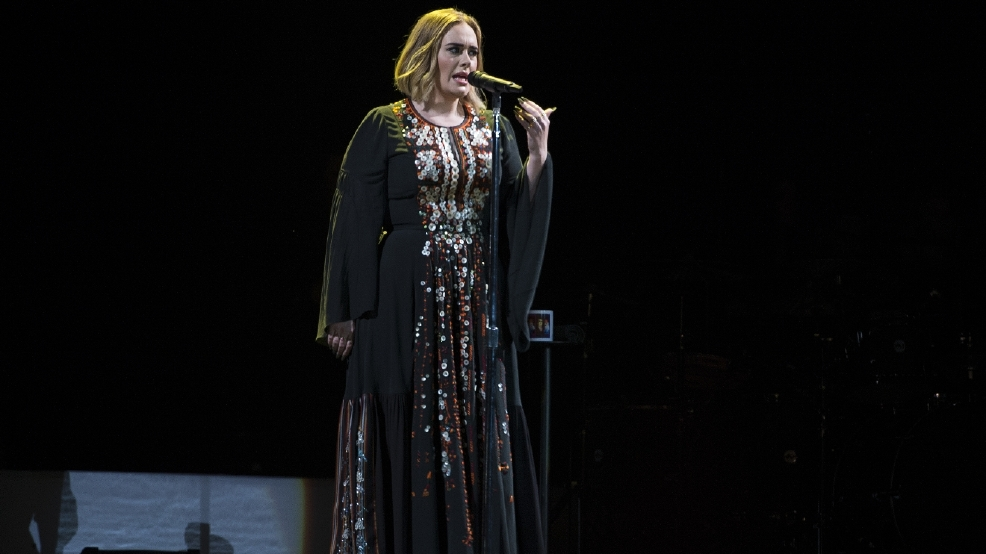 Adele has been sick for weeks; apologizes to fans for canceling gig in video