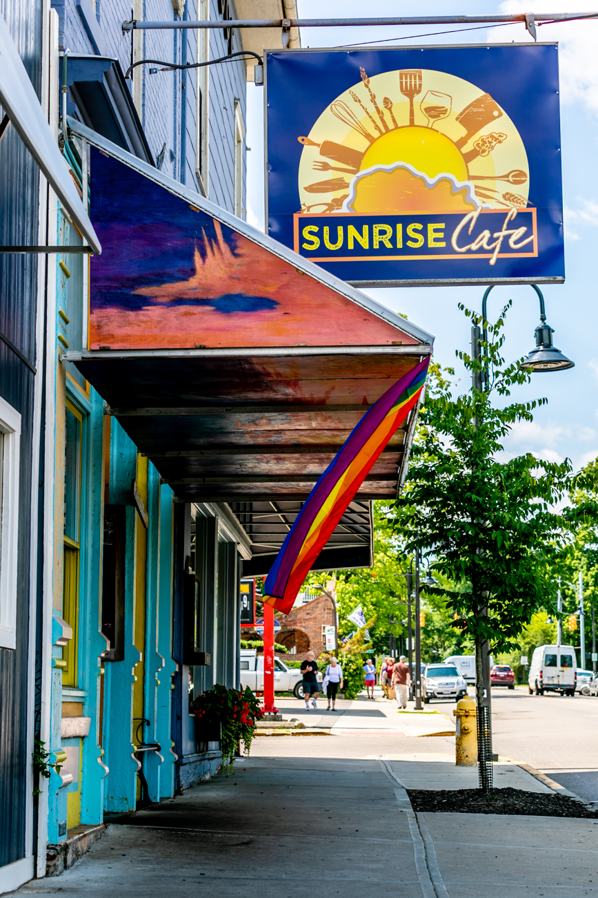 Sunrise Cafe / Image: Amy Elisabeth Spasoff // Published: 8.10.18