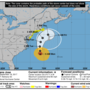 Hurricane Jose to brush East Coast