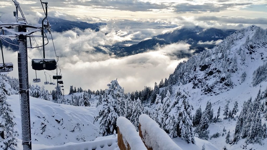 Photo courtesy: Summit at Snoqualmie Ski Resort