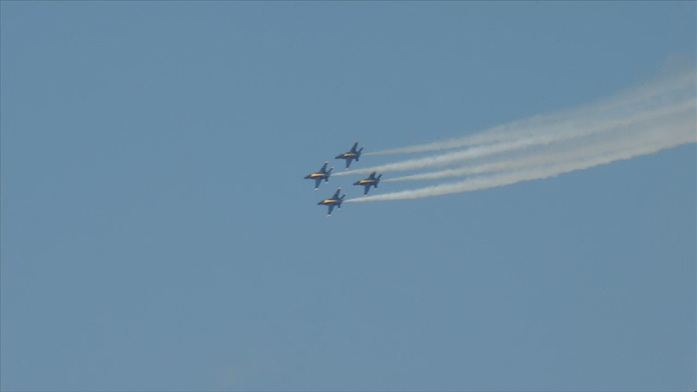 blue angels 2020 air show schedule