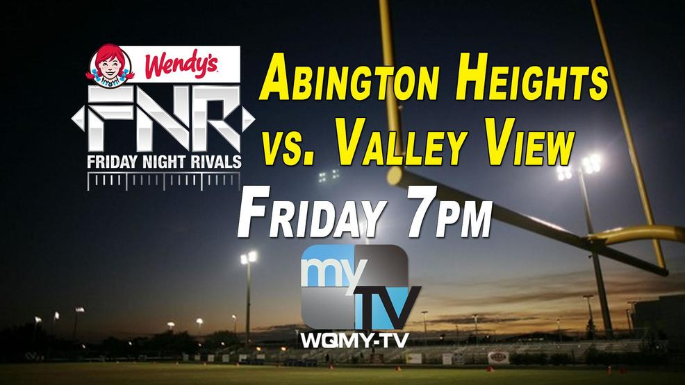 Abington Heights vs Valley View preview