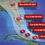 Hurricane Warning issued in Palm Beach County