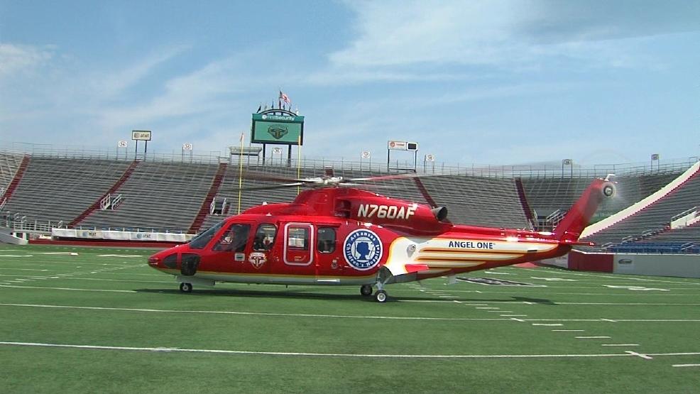 Arkansas Children's Hospital dedicates new helicopters | KATV