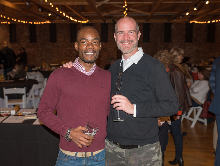 Demirus Williams and Todd Bezold / Image: Sherry Lachelle Photography // Published: 10.26.17<p></p>
