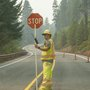 ODOT: Expect delays at Santiam Junction due to forest fire Labor Day weekend