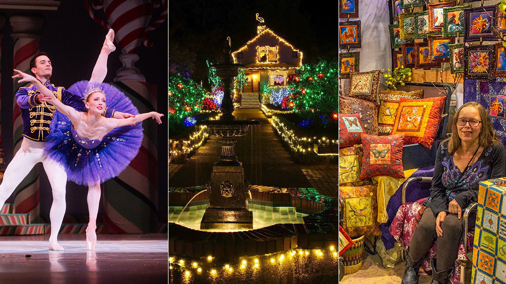 What are your holiday traditions? From The Nutcracker to Christmas lights to shopping, Western Oregon offers opportunities for families to celebrate together. (File)<p></p>
