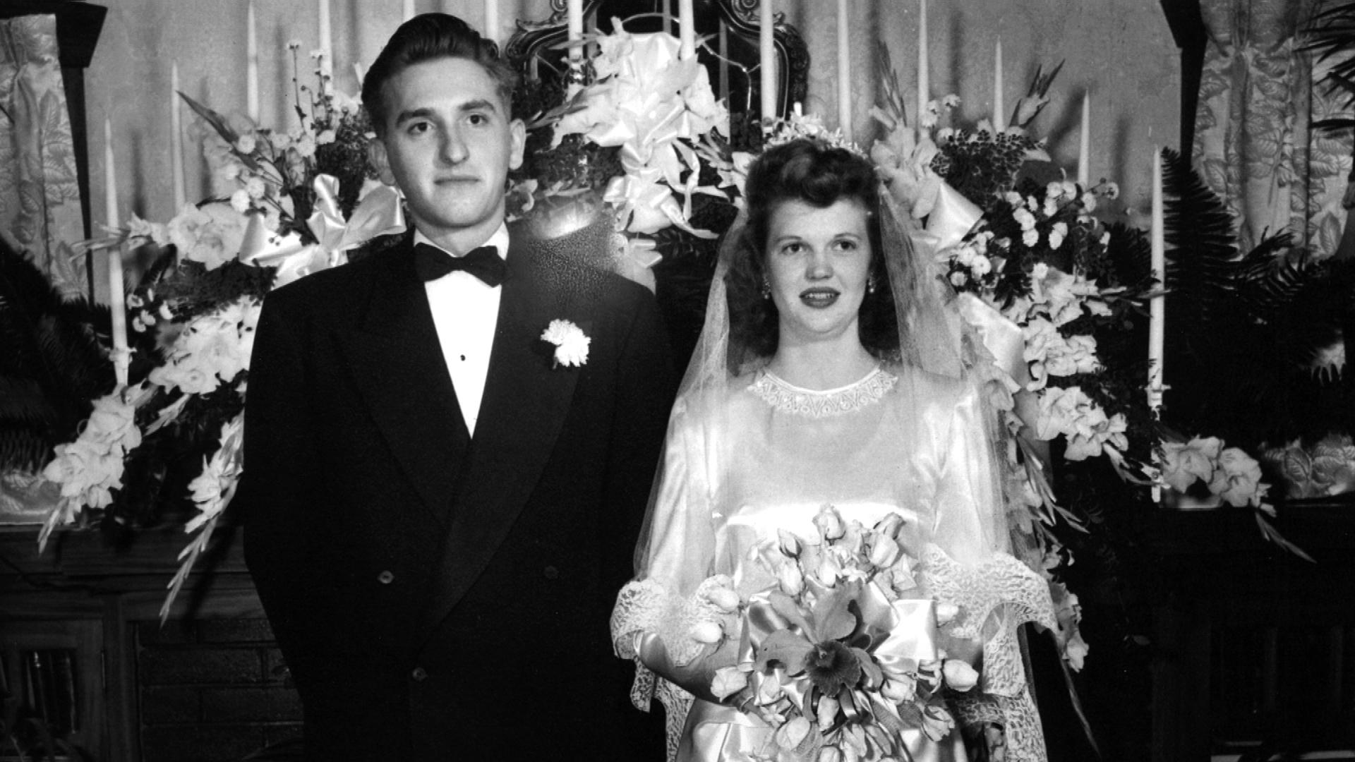 Thomas S. Monson married Frances Beverly Johnson in the Salt Lake Temple, October 7, 1948. (Photo: MormonNewsroom.org)<p></p>