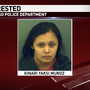 Police reports states El Paso baby placed in car seat fell down stairs