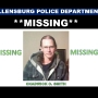 Police searching for missing man last seen at Ellensburg gas station