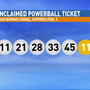 IS IT YOU? | Deadline approaching to claim 2 Powerball tickets