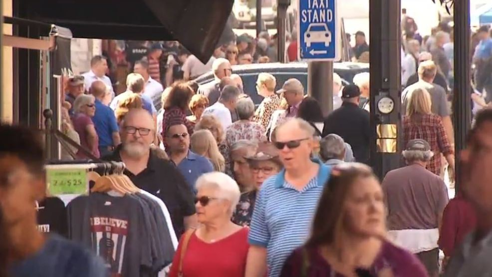 Report: Largest cities in Tennessee, Kentucky among least racially diverse