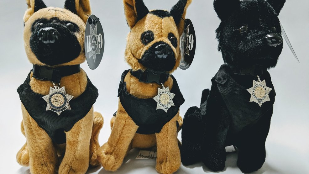 K9 Unit Plush Dogs Back Ready For Purchase Kmph