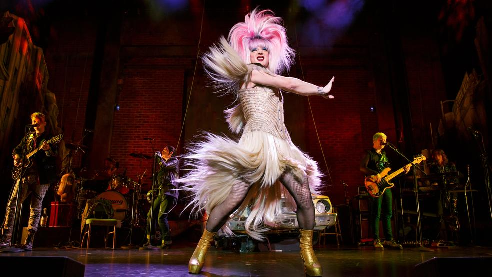 Euan Morton as Hedwig in Hedwig and the Angry Inch - 3. Photo by Joan Marcus..jpg