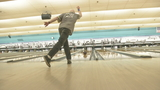 Weather doesn't dampen fun at Lang's Bowlarama in Cranston