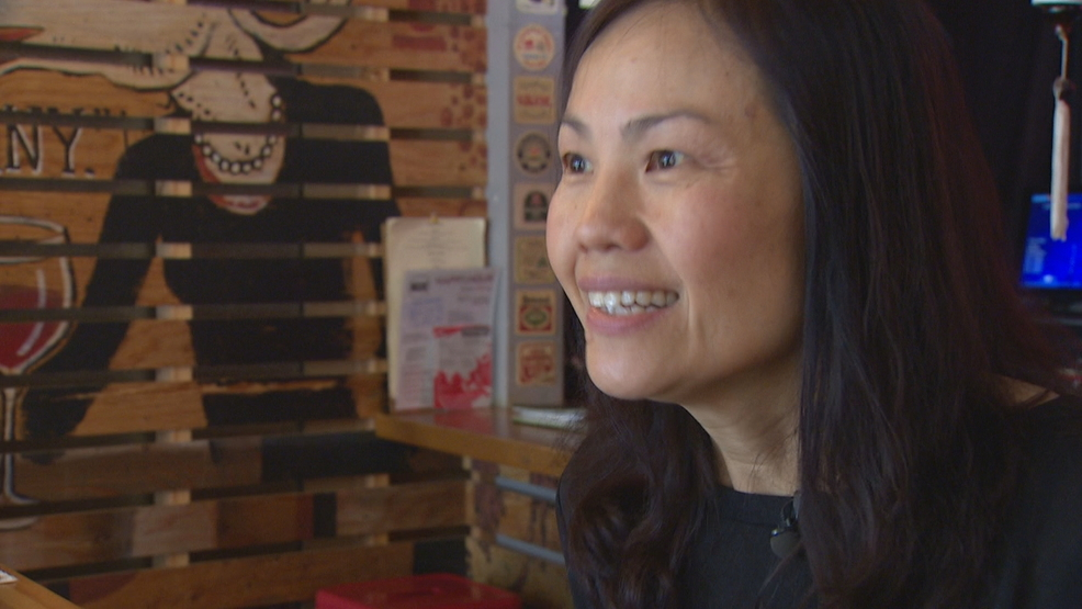 Female Seattle restaurant owner changes culture against women