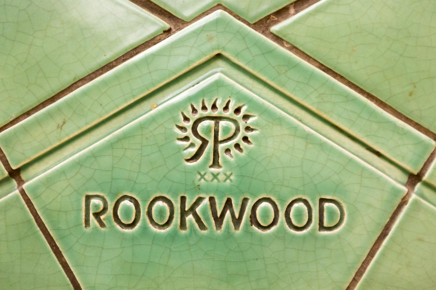 The Rookwood tile entryway, leading to the lower portion of the Hilton Netherland Plaza from Carew Tower / Image: Daniel Smyth Photography