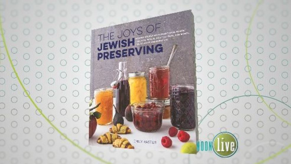 "The Joys of Jewish Preserving-""The Recipe"""