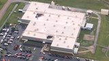 Partial roof collapse at Honeywell Aerospace in Calhoun County, no injuries reported