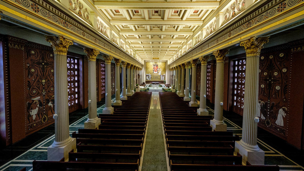 15aa663d7 Architecture Spotlight: Downtown's Iconic Cathedral Was Built In the 1840s