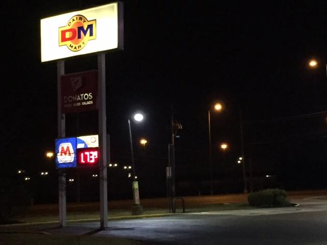 Columbus Gas Prices >> Columbus Gas Prices Up Average Of 11 Cents Wsyx
