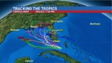 Tracking the Tropics: System moving towards the Gulf