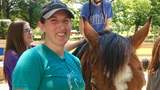 Horse ranch offers free therapeutic riding for children with special needs