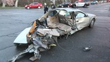 Five car collision caused by alleged DUI driver in Chico