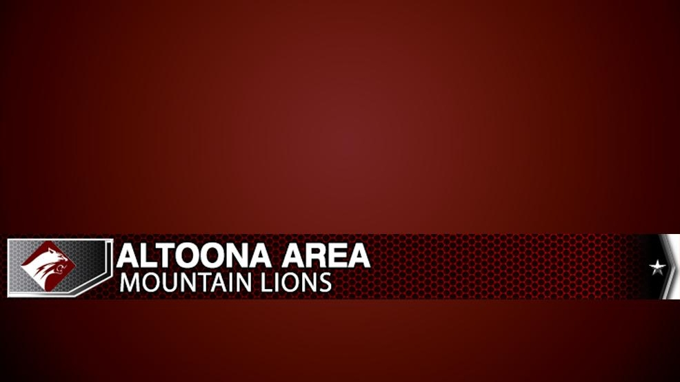 Altoona Mountain Lions 2016 Schedule