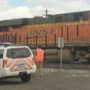Coroner: Woman struck by train in Toppenish dies