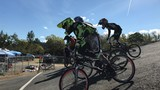 Riders young and old gather at Emerald Valley BMX Track to compete