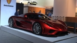 Cool cars at the 2016 New York International Auto Show