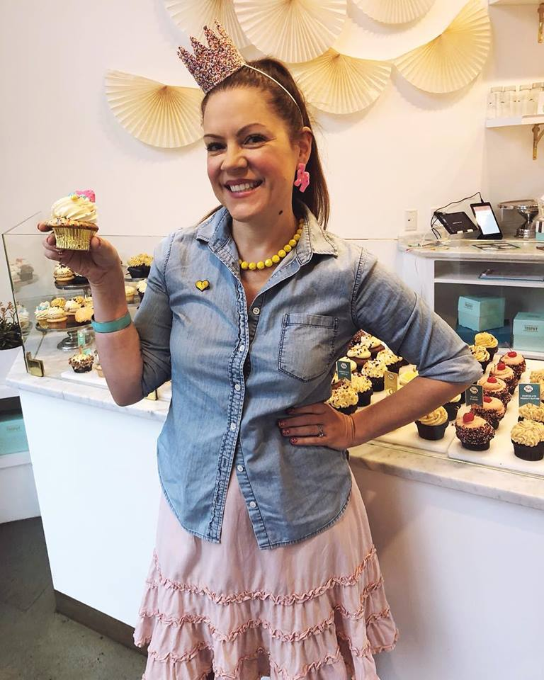 Trophy Cupcakes owner Jennifer Shea (Photo: Trophy Cupcakes)