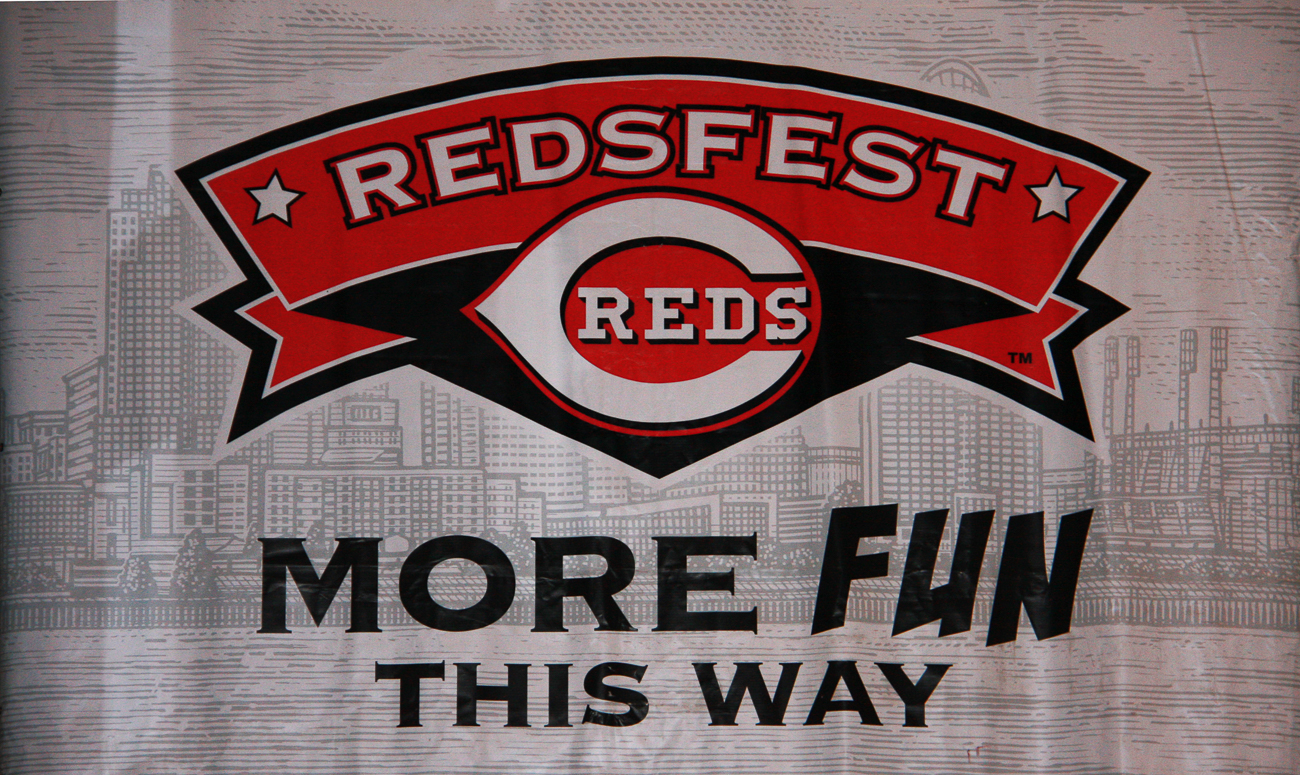 Redsfest slid into the Duke Energy Convention Center from Friday, December 6 to Saturday, December 7. Fans of all ages had fun interacting with Reds players and seeing authentic Reds memorabilia, as well as scoring a chance at receiving autographs from players. Autograph sessions, photograph sessions, Redsfest Bingo, and a Redsfest Celebrity Poker Tournament were part of the event. Joey Votto, Eugenio Suarez, and Aristides Aquino were some of the notable major leaguers who attended. / Image: Richard Sanders // Published: 12.8.19