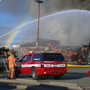 Investigators search for cause of massive strip mall fire in Federal Way