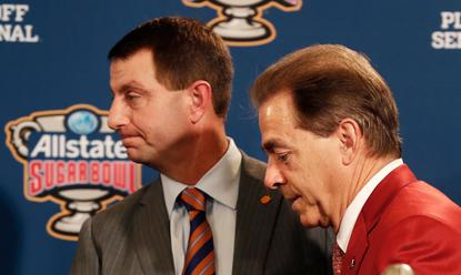 CFP semifinals: Back on New Year's Day with Southern flavor