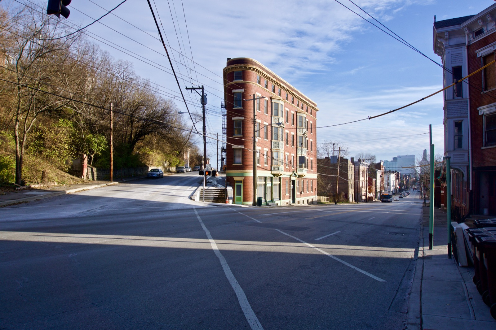 The Mohawk sub-neighborhood straddles West McMicken in the upper reaches of Over-the-Rhine. / Image: Brian Planalp // Published: 12.12.17