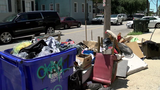 Mess left behind by Charleston students moving out of Eastside apartments irks neighbors